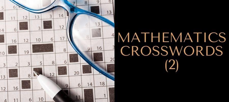maths-crossword